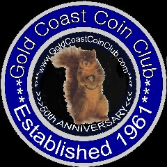 Support Gold Coast Coin Club!